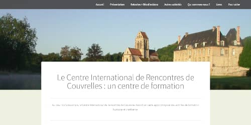Centre International de Rencontres de Couvrelles